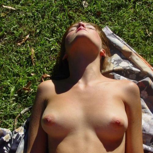 Frau sucht Sex und will zusammen Sonnen